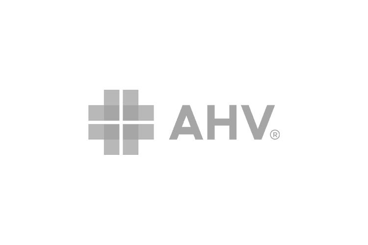 AHV logo 2020 grey