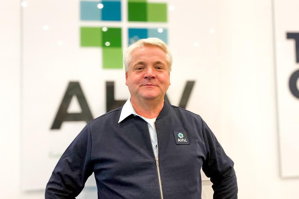 AHV berater Jörn Hansen