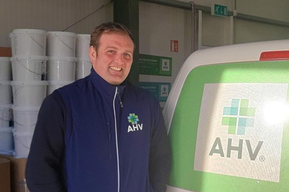 AHV advisor Mick
