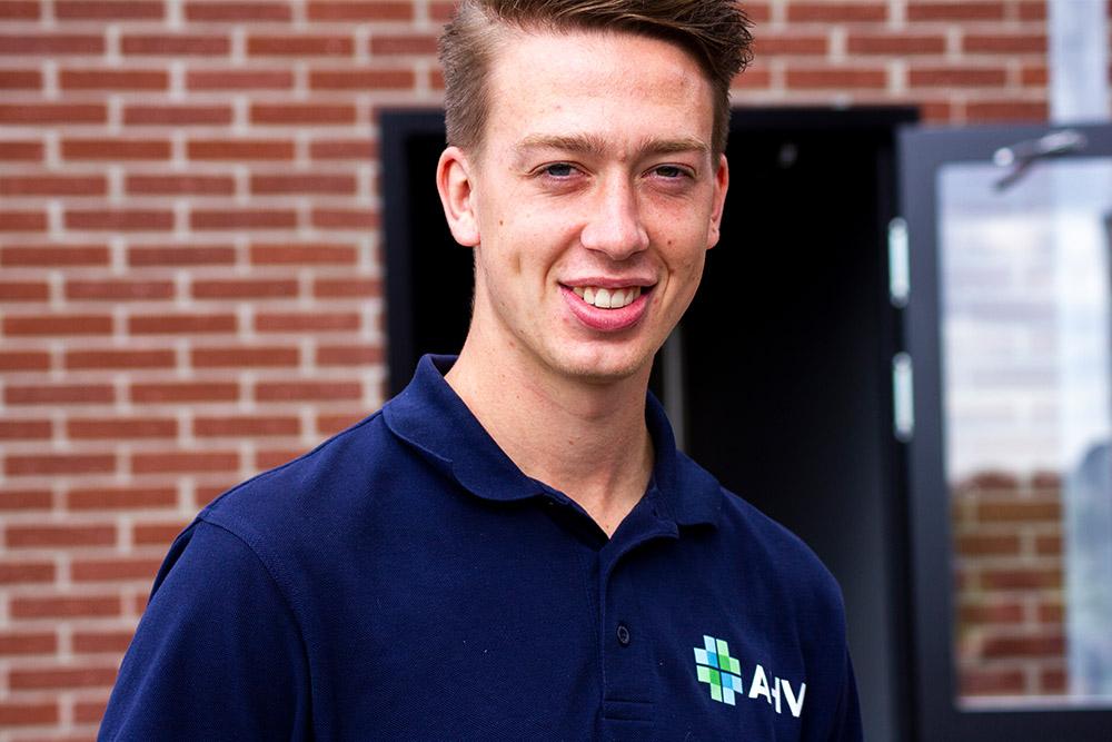 AHV advisor Dorus NL
