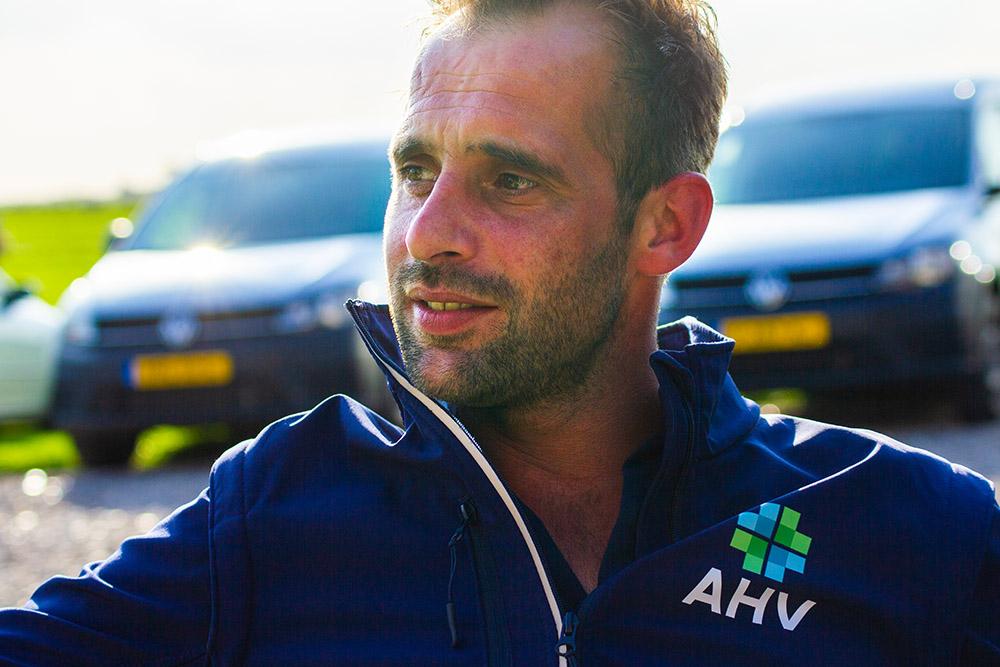 AHV advisor Daniël NL