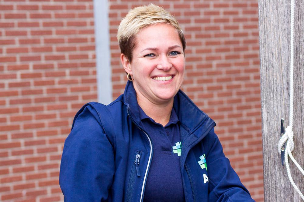 AHV advisor Edith NL