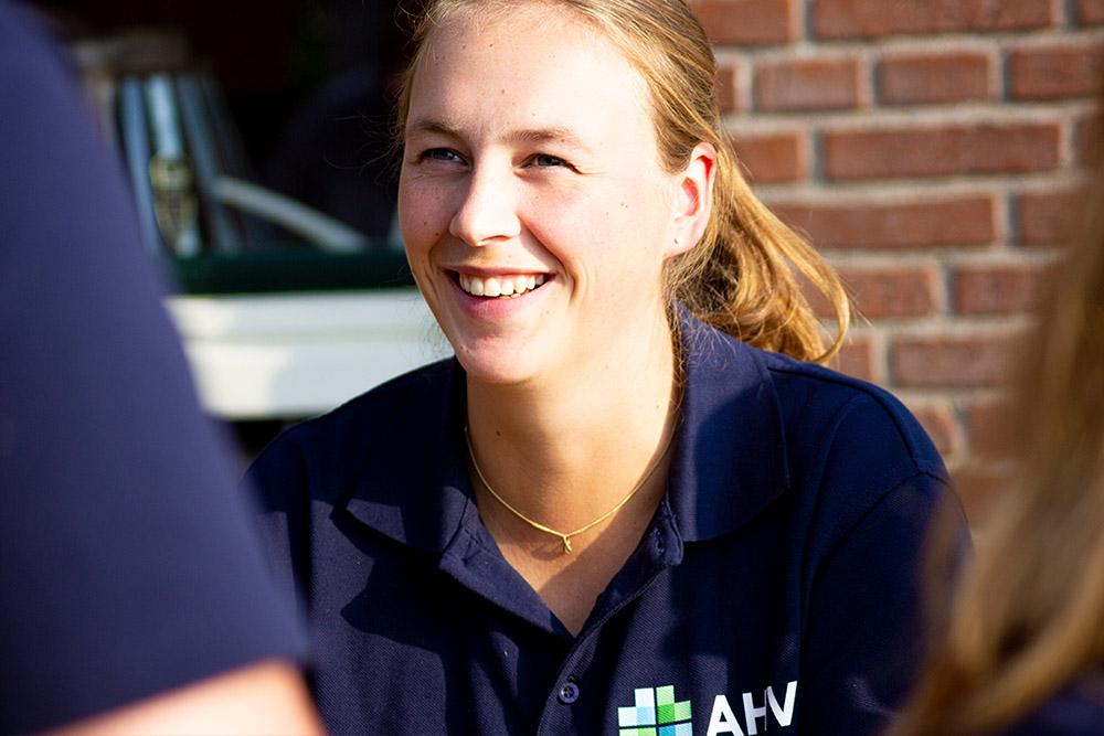 AHV advisor Fleur NL