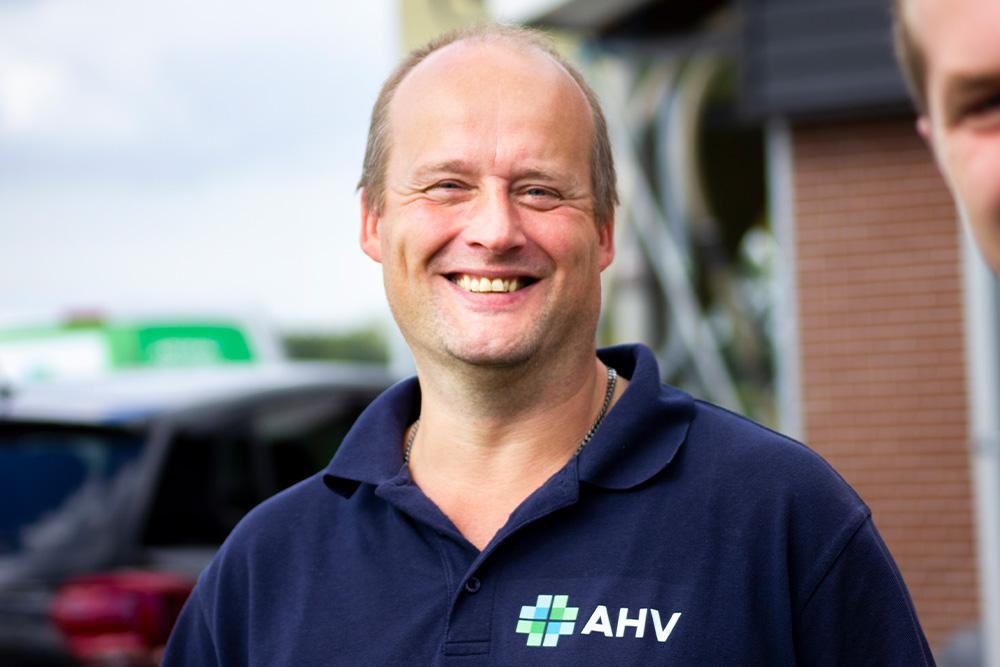 AHV advisor Gerwin NL