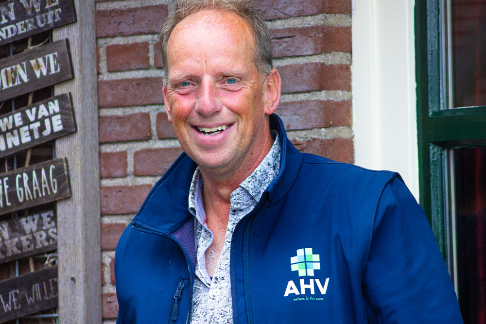 AHV advisor Jan NL