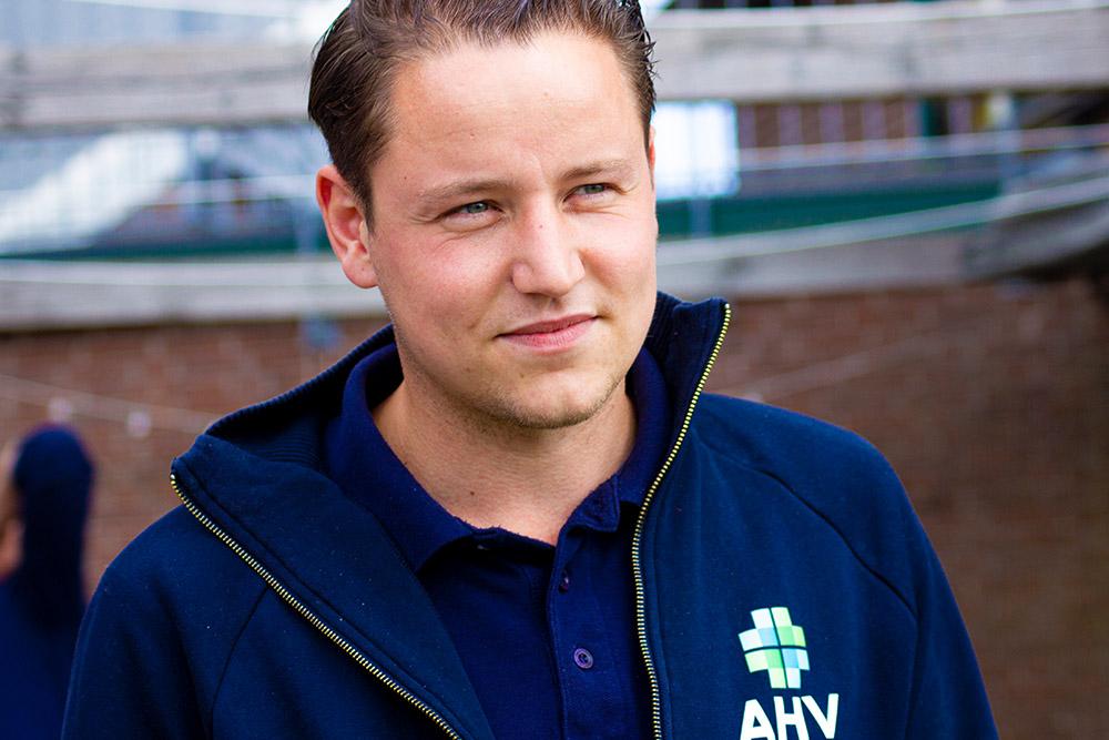 AHV Advisor Joris NL