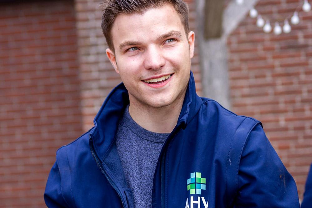 Kevin Lubbersen Advisor Animal Health AHV International