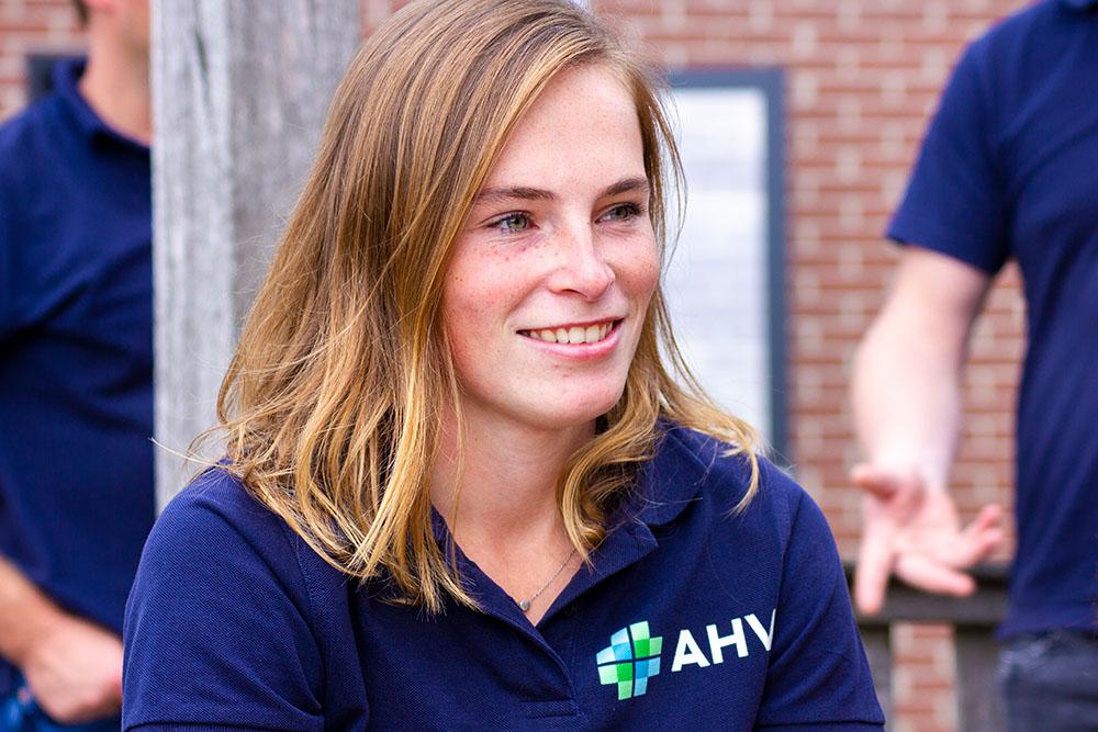 AHV advisor Marieke NL