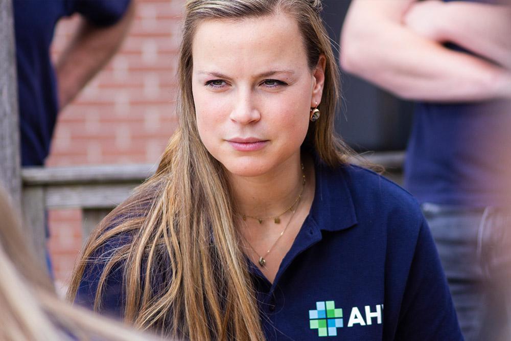 AHV advisor Paola NL