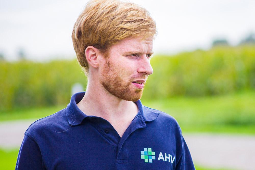 AHV advisor Sybren NL