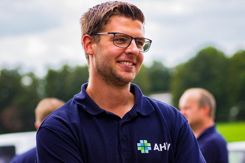 AHV advisor Stef NL