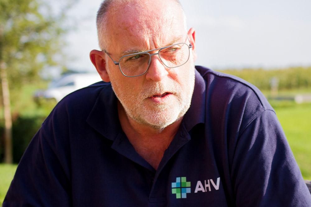 AHV advisor Wim