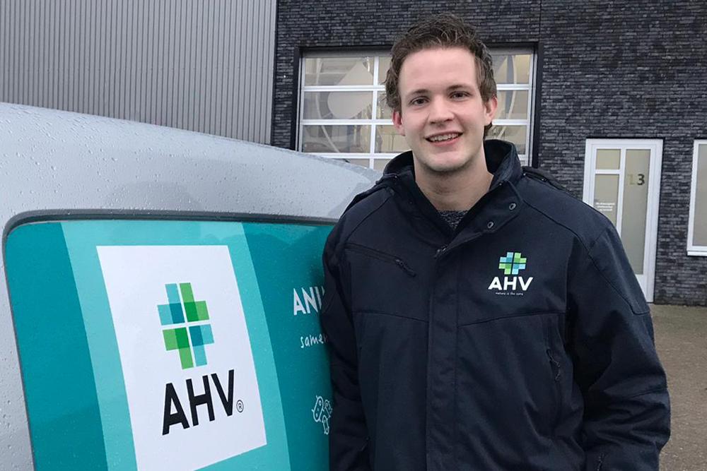 AHV advisor Robert