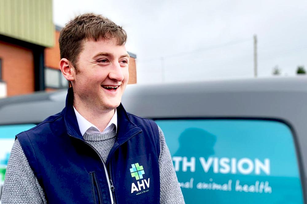 AHV advisor Shane