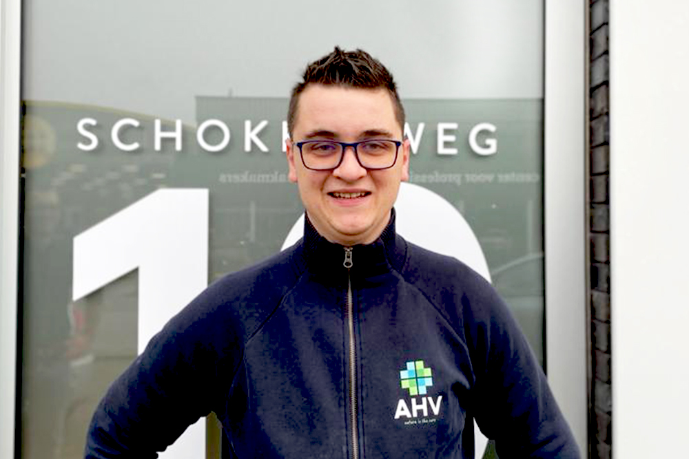 AHV advisor Erik