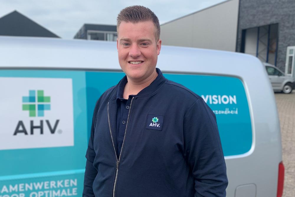 Julian Goossen specialist melkvee AHV