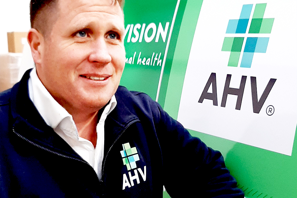 AHV advisor Mike