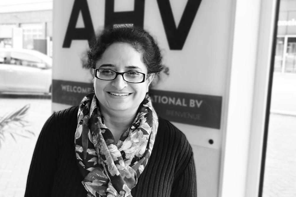 AHV employee