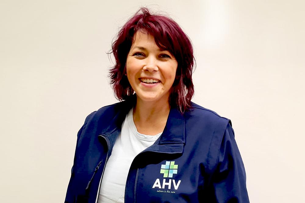 AHV Advisor Jasmina